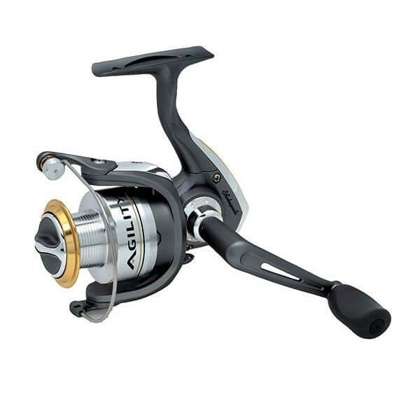 Shakespeare agility spinning reel ag25x for Shakespeare fishing reels